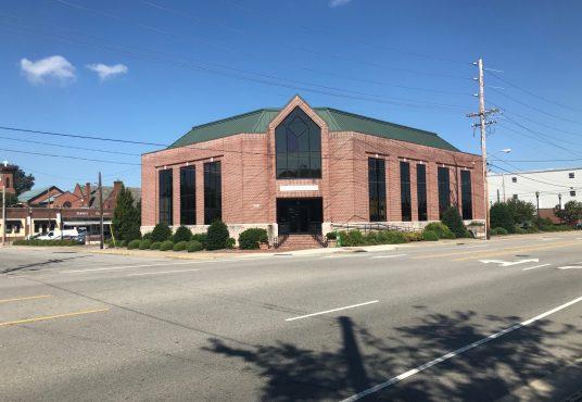 Commercial Building For Sale with River Views | Elizabeth City, NC