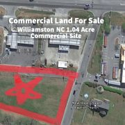 Commercial Land For Sale | Windsor NC Shopping Center Outparcel