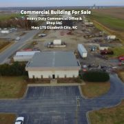 Commercial Building For Sale Elizabeth City, NC - Hwy 17S