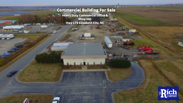 Commercial Building For Sale Elizabeth City, NC - Hwy 17S