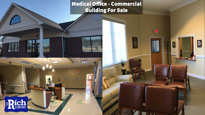 Medical Office - Commercial Building For Sale - 102 Northside Park Drive | Elizabeth City, NC
