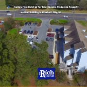 Commercial Building For Sale - Income Producing Medical Building in Elizabeth City, NC