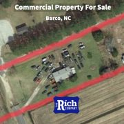 Commercial Building For Sale [Near Coinjock Bridge] HWY 158 Barco, NC
