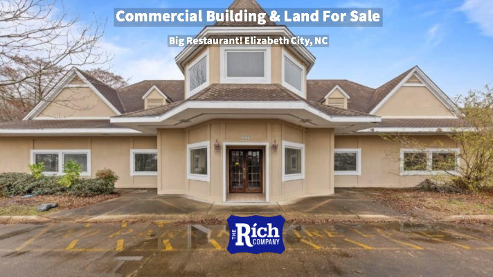 Rich Company -Real Estate For Sale • Elizabeth City NC
