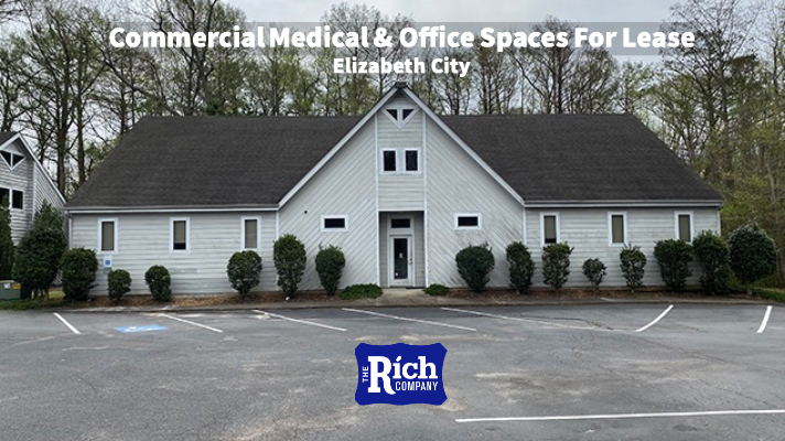 Commercial Medical & Office Spaces For Lease - Elizabeth City