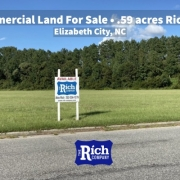 Commercial Land For Sale • Rich Blvd- Elizabeth City NC