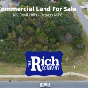 Commercial Lot For Sale - Kill Devil Hills Bypass MP6 Outer Banks