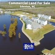 Commercial Land For Sale - Waterfront Condo Development | Edenton NC