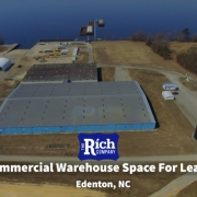 Commercial Warehouse Space For Lease on Edenton, NC Waterfront