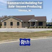 Commercial Building For Sale [Medical Building] Edenton, NC
