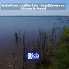 Waterfront Land For Sale - Near Edenton on Albemarle Sound | Chowan County, NC